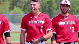 Hartford Baseball Game 2 #AECHAMPS Highlights