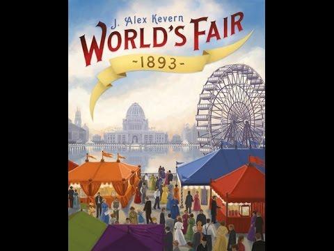 Dad vs Daughter - Worlds Fair 1893