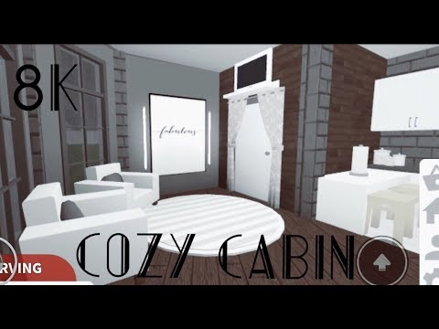 Bloxburg:Small Cozy Cabin•7K