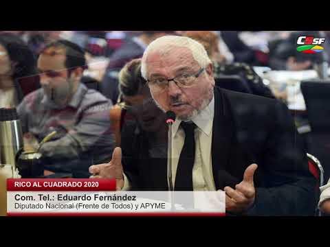 Eduardo Fernández: Estamos orientados hacia la reactivación