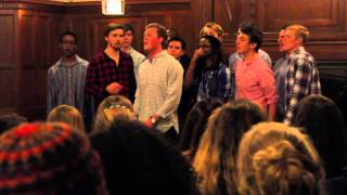 Swallowed in the Sea (A Cappella) - The Trinity College Accidentals