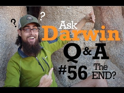 Ask Darwin Q&A #56 - The End?