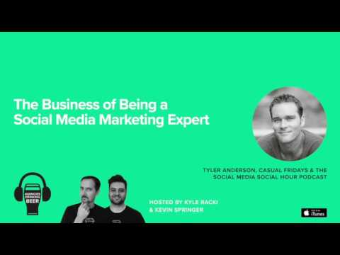 The Business of Being a Social Media Marketing Expert - ADB-069