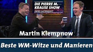 Martin Klempnow: SO TINKT MAN BIER
