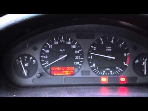 BMW E36 M42 1992r. Problem z obrotami