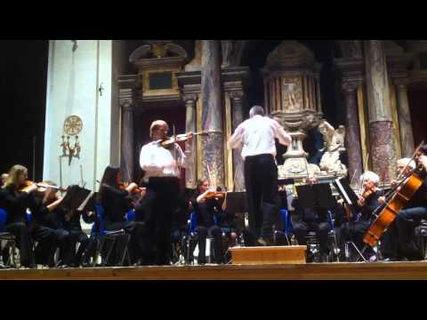 Niccolò Paganini -- Concerto No 4 d-minor (Part 1)