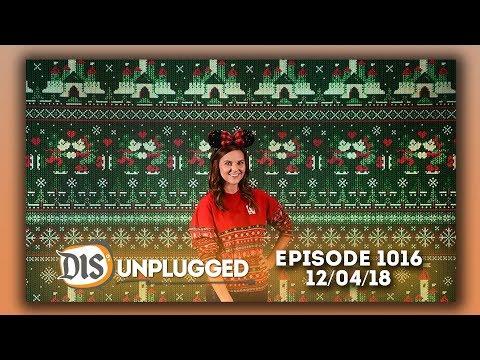 Walt Disney World Discussion | 12/04/18