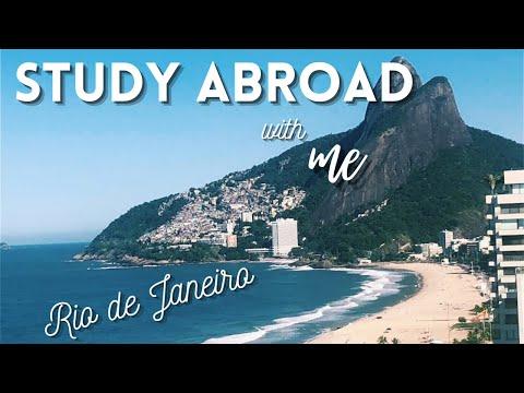 Study Abroad with Me   Rio de Janeiro