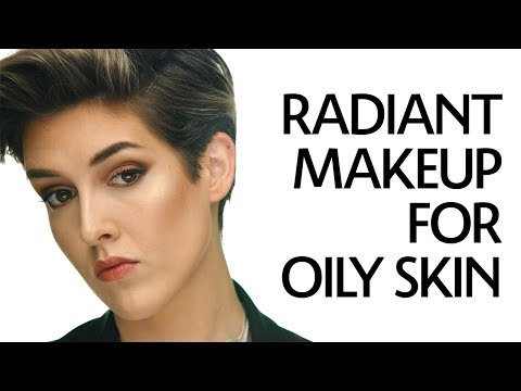 Get Ready With Me: Radiant Makeup for Oily Skin | Sephora
