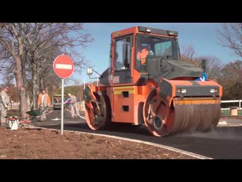 The Lipica Stud Farm after general urban renewal - Celovita prenova Kobilarne Lipica - Trailer