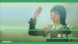 Instrumental : 二人セゾン / 欅坂46