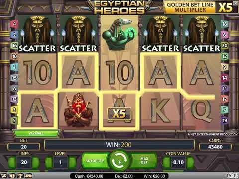 Игровые автоматы egyptian heroes игра игровые автоматы день и ночь