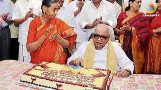 Kalaignar Karunanidhi 93rd Birthday Celebration 2016