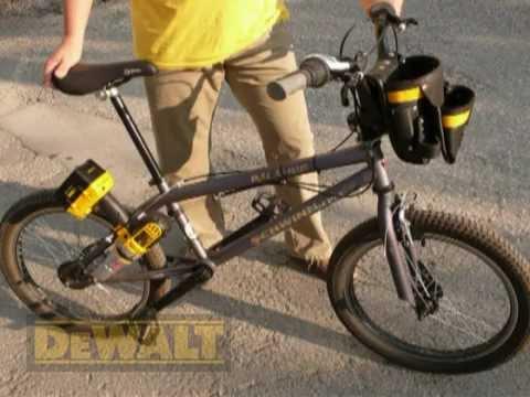 dewalt fahrrad