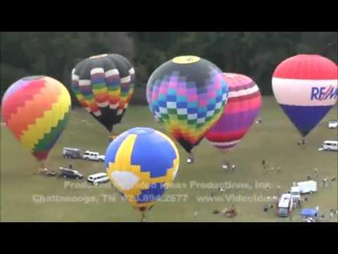 Jerrys Hot Air Balloon Ride