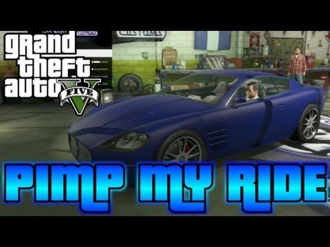 GTA 5 - Pimp My Ride #5 | Ocelot F620 (Maserati) Customization at Los Santos Customs!