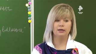 Молодой учитель школы №13 Алёна Васильева