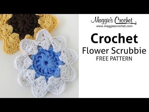 Xbox Crochet Pattern : [Full-Download] How-to-crochet-the-daisy-stitch-crochet ...