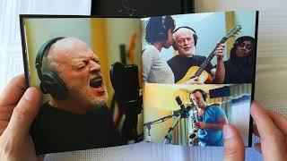 David Gilmour - Rattle That Lock Deluxe Edition - Unboxing