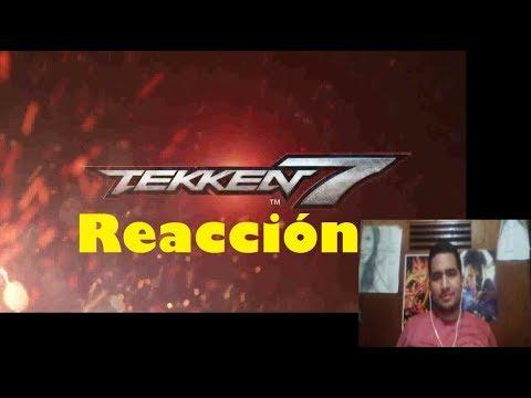 Tekken 7 Noctis Fantasy (Noctis Reveal) Trailer - Reacción
