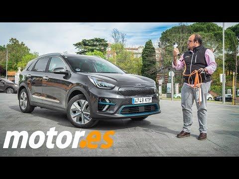 KIA e-Niro SUV 100% eléctrico | Prueba / Testdrive / Review en Español por Motor.es