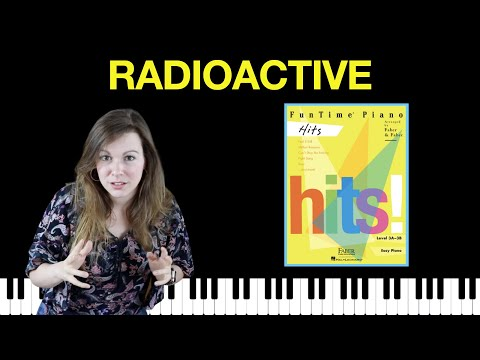 radioactive-[imagine-dragons]-(funtime-piano-hits)
