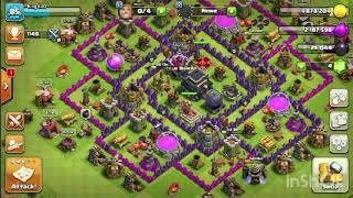 WE NEED TO FIX THIS RUSHED TH9! Clash Of Clans Ep.1 Fixing my Rushed Base!