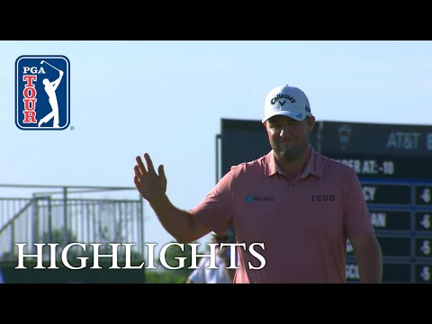 Highlights | Round 2 | AT&T Byron Nelson