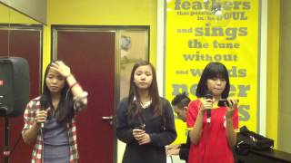 Thầy Đoàn Nhược Quý - Hallelujah - Học viên tại Soul Academy
