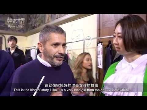 HALLYU WORLD 韓流世界 - [巴黎時裝周] PASCAL MILLET | PARIS FASHION WEEK F/W 2016-17 (ENG SUB/中字)