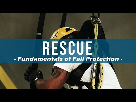 How To Rescue A Fallen Worker  | Fall Protection, Safety, Hazards, Training, Oregon OSHA