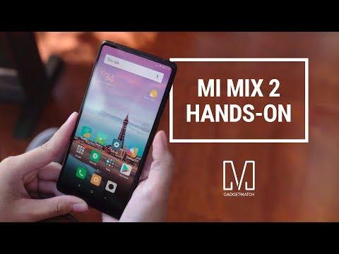 Xiaomi Mi MIX 2 Hands-On Review: A stunning sequel