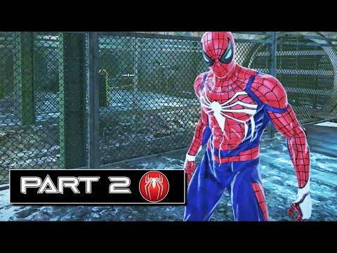 Spider-man PS4 Part 2 Suit Full Story Walkthrough - The Amazing Spider-man (PC) MOD