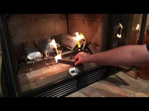 Paper Log Burn Test 2 With Your Suggestions