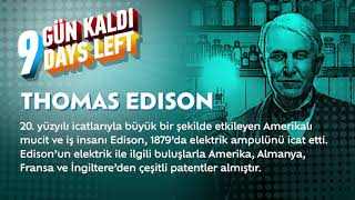 Thomas Edison   Hayatımızı Kolaylaştıranlar   TEKNOFEST