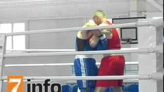 Открытие чемпионата Вооруженных сил России по боксу. Рязань