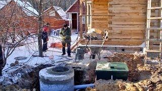 Канализация дома(Локальная канализация позволяет создать в частном доме абсолютно независимую систему очистки стоков,..., 2013-05-06T12:31:02.000Z)