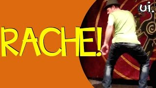 RACHE! Comedian rächt sich an böser Zuschauerin!