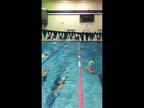 Asaf Harel - Swim A Long 2011 - Last 2 minuets