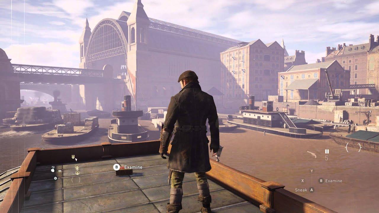 Assasin's Creed Syndicate - Secret #14 - Thames - Secrets of London  Location - YouTube