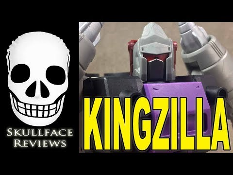 Transformers 3rd Party KFC Kingzilla (Snapdragon)