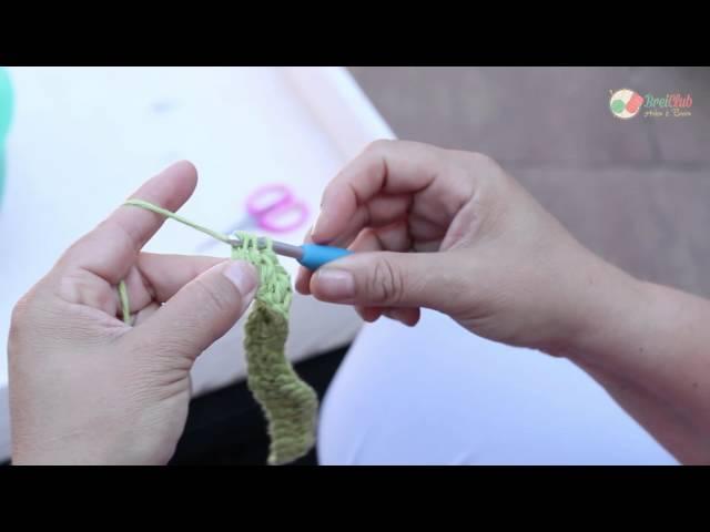 Ripple Stitch haken