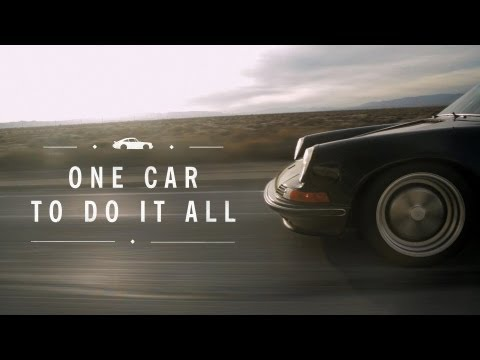 Porsche 911: One Car to Do It All