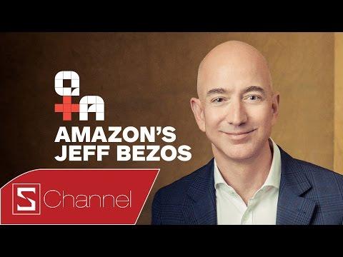 Schannel - Những câu chuyện thú vị về CEO Amazon - Jeff Bezos
