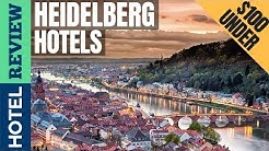 ✅Heidelberg: Best Hotel In Heidelberg (2019) [Under $100]