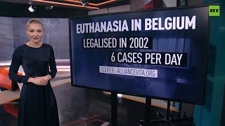 Belgian doctors accused of murdering woman with legalized euthanasia