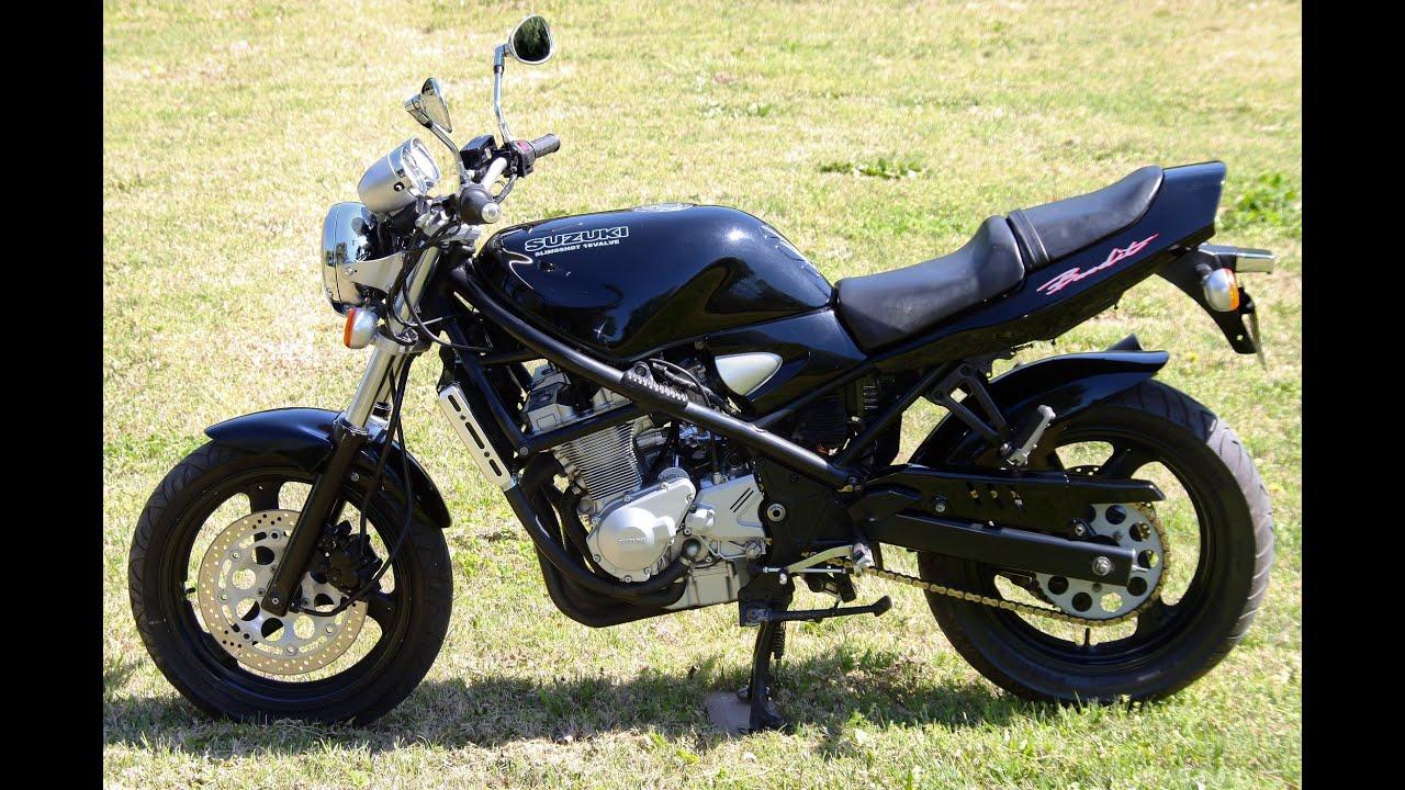 Suzuki Bandit Cc