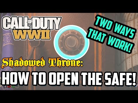 BEST OPEN SAFE GUIDE! The Shadowed Throne