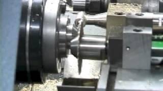 CNC Gang Lathes Power Tools & Live Tools Applications