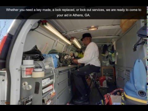 A-Aron Mobile Locksmiths, L.L.C. | Athens, GA  | Locksmith